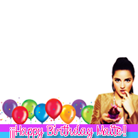 Happy Birthday @MaiteOficial