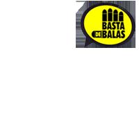 #BastadeBalas
