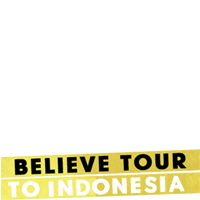 Believe Tour To Indonesia