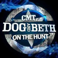 Dog and Beth on the Hunt CMT