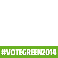 @TheGreenParty's 2014 election campaign