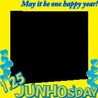 1/25♥JUNHO'SDAY♥