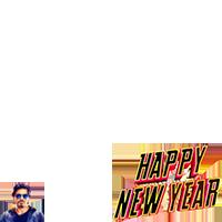 Iam Happy New Year Fan