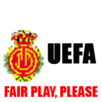 Please UEFA, fair play