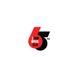 65th Indonesia Merdeka!