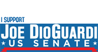 Joe DioGuardi for US Senate