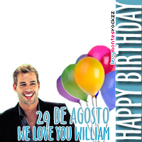 Happy Birthday William Levy