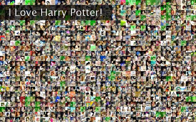 English In Italian: I Love Harry Potter!