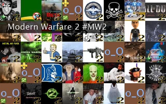 Modern Warfare 2 #MW2 - Resources - Modern Warfare 2 #MW2