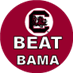 #Gamecocks Beat Alabama