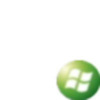 Windows Phone 7 Green Logo