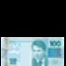 Silvio Santos na nota de 100