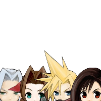 Final Fantasy VII Supporter!