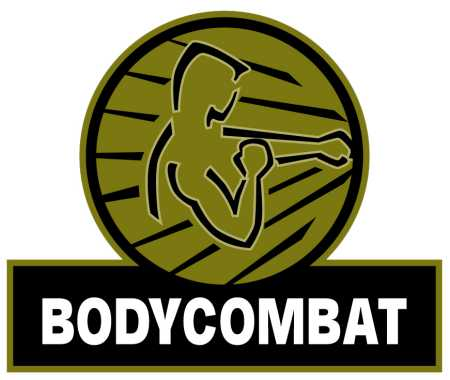 Body Combat Logo Supporters