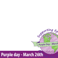 Purple Day #purpleday